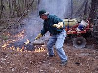 cape fear timber drip torch